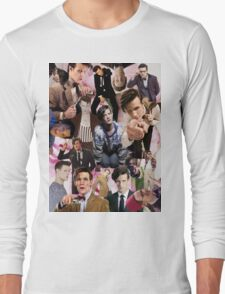 Ode to Matt Smith 2 Long Sleeve T-Shirt