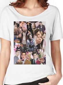 Ode to Matt Smith 2 Women's Relaxed Fit T-Shirt
