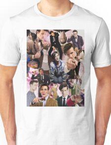 Ode to Matt Smith 2 Unisex T-Shirt