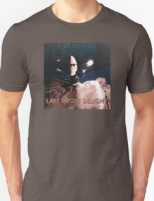 Late Night Delight by Luxury Elite and Saint Pepsi T-Shirt