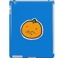 Sour Orange iPad Case/Skin
