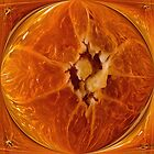 Color Me Orange ( Kitchen Art Series ) by Carla Jensen
