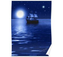 ~ THE PIRATE SHIP ~ Poster
