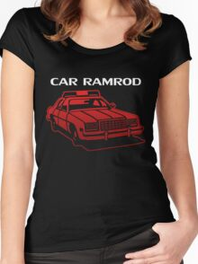 Car Ramrod Women's Fitted Scoop T-Shirt
