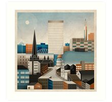 From Digbeth With Love Art Print