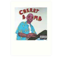 "Tyler the Creator new album ""Cherry Bomb"" [BEST QUALITY] Art Print"
