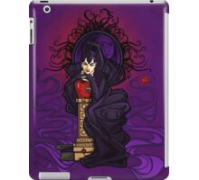 Wicked Queen Nouveau iPad Case/Skin