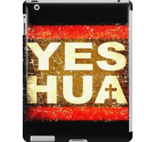 RUN TO YESHUA vintage iPad Case/Skin