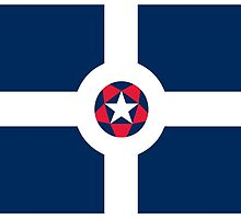 Indy Soccer Flag by Tortugagraphix