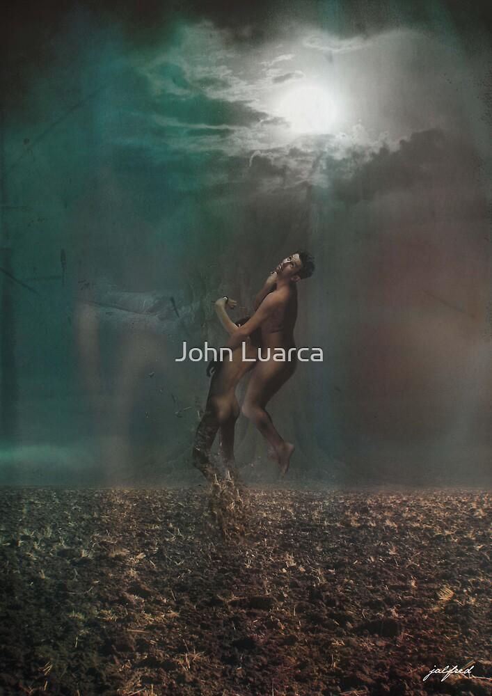 Love Is A Rescue by John Luarca