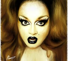 Ginger Minj by Podfish