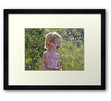 Lily at Il Ngwesi Framed Print