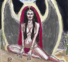 angel of the night by richard tanzer