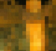 pixel klimt by PlayWork