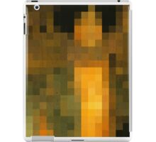 pixel klimt iPad Case/Skin
