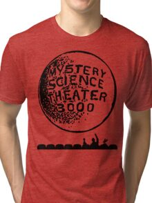 Mystery Science Theater Tri-blend T-Shirt