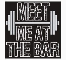Meet me at the BAR Baby Tee