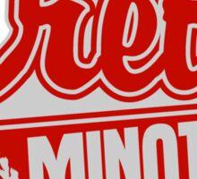 Crete Minotaurs Sticker