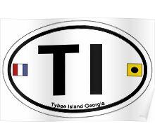 Tybee Island - Georgia. Poster