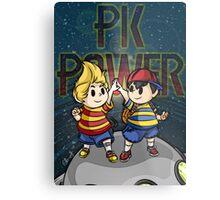 PK Power! Metal Print
