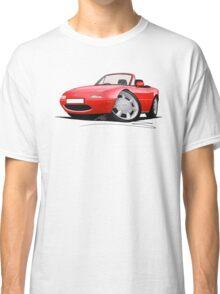 Mazda MX5 / Miata (Mk1) Red Classic T-Shirt