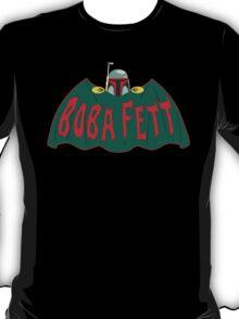 Boba Fett | Batman TV Logo | Boba Fett T-Shirt
