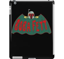 Boba Fett | Batman TV Logo | Boba Fett iPad Case/Skin