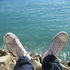 Converse on Holiday by Klee