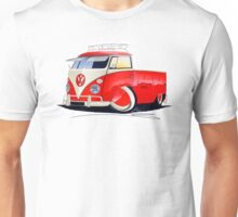 VW Splitty Pick-Up (Custom A) Unisex T-Shirt
