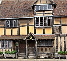 """"""" Where Shakespear was Born"""" by Malcolm Chant"""
