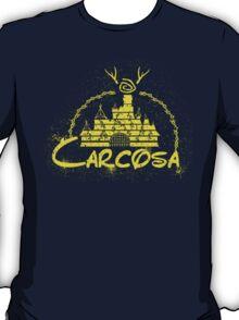Carcosa | True Detective | Disney Yellow Distressed T-Shirt