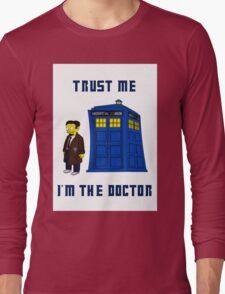 Doctor Nick I Long Sleeve T-Shirt