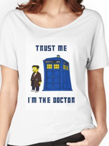 Doctor Nick I Women's Relaxed Fit T-Shirt