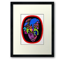 Arthur Lee Love Forever Changes T-Shirt Framed Print