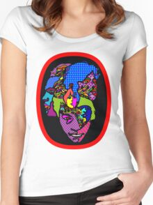 Arthur Lee Love Forever Changes T-Shirt Women's Fitted Scoop T-Shirt