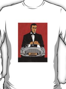 James Bond Vintage T-Shirt