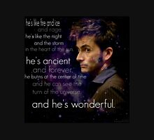 Doctor Who- Tenth Doctor Devid Tennant  T-Shirt