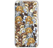 Cockapoo Pack iPhone Case/Skin