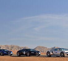 Bugatti Veyron by M-Pics