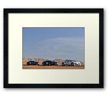 Bugatti Veyron Framed Print