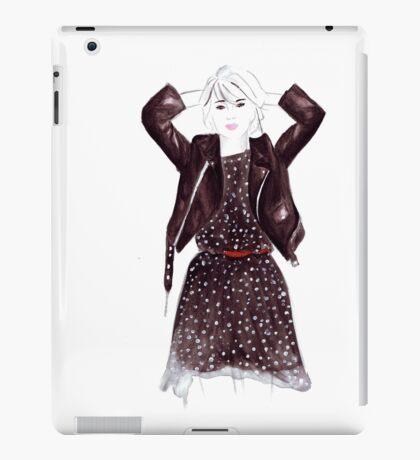 Polka Dot Dress iPad Case/Skin