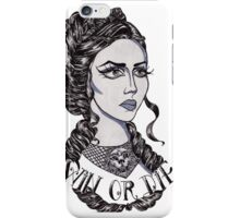 Lionqueen iPhone Case/Skin