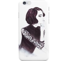 Parisian Lady iPhone Case/Skin