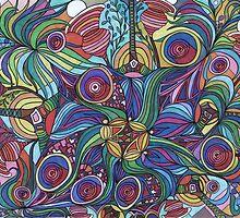 Margarita Moonrise by Joanne Jackson