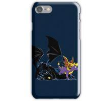 Spyro Toothless iPhone Case/Skin