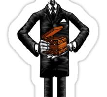 Buffy - The Floating Gentlemen Sticker