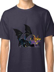 Spyro Toothless Classic T-Shirt