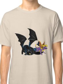 Spyro Toothless Classic T-Shirt