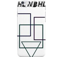 The Neighborhood Logo Twist iPhone Case/Skin
