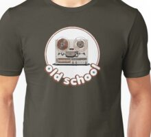 Old school tape recorder Unisex T-Shirt